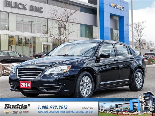 2014 Chrysler 200 LX (Stk: SR8022A) in Oakville - Image 1 of 25