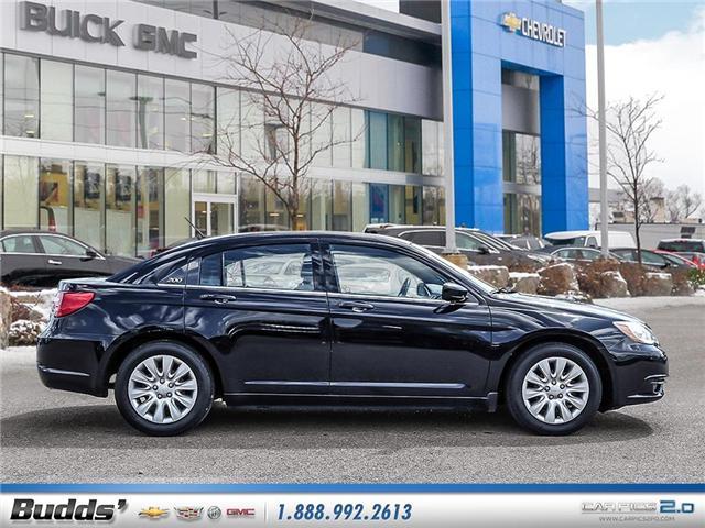 2014 Chrysler 200 LX (Stk: SR8022A) in Oakville - Image 6 of 25