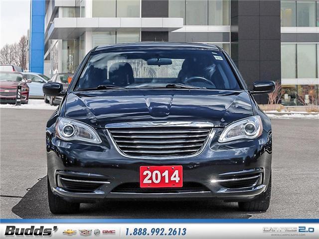 2014 Chrysler 200 LX (Stk: SR8022A) in Oakville - Image 8 of 25