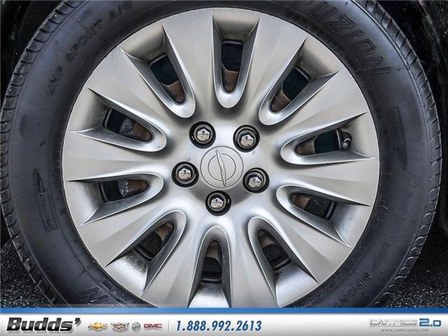 2014 Chrysler 200 LX (Stk: SR8022A) in Oakville - Image 18 of 25