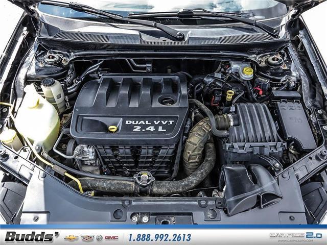 2014 Chrysler 200 LX (Stk: SR8022A) in Oakville - Image 20 of 25