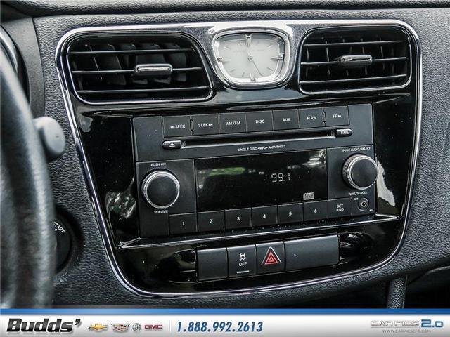 2014 Chrysler 200 LX (Stk: SR8022A) in Oakville - Image 25 of 25