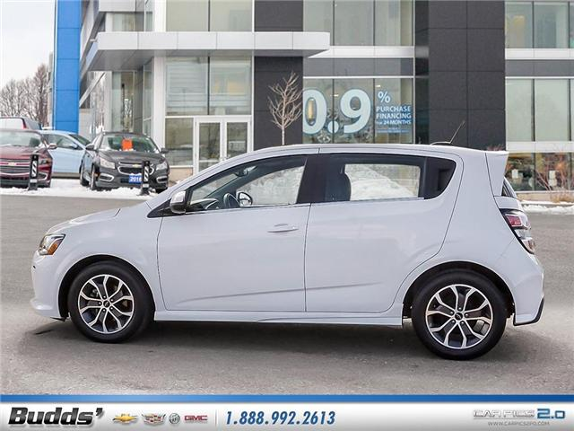 2018 Chevrolet Sonic LT Auto (Stk: R1371) in Oakville - Image 2 of 25
