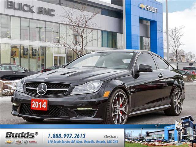 2014 Mercedes-Benz C-Class Base (Stk: SV8050A) in Oakville - Image 1 of 25