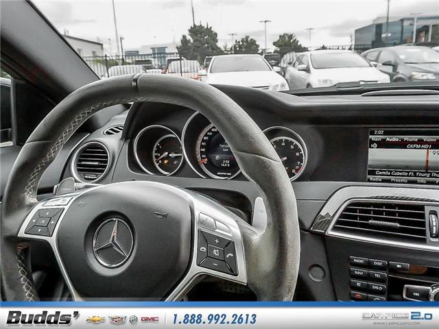 2014 Mercedes-Benz C-Class Base (Stk: SV8050A) in Oakville - Image 9 of 25