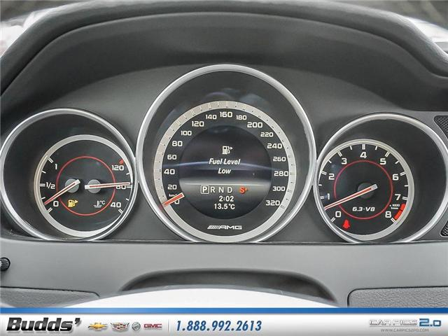 2014 Mercedes-Benz C-Class Base (Stk: SV8050A) in Oakville - Image 15 of 25