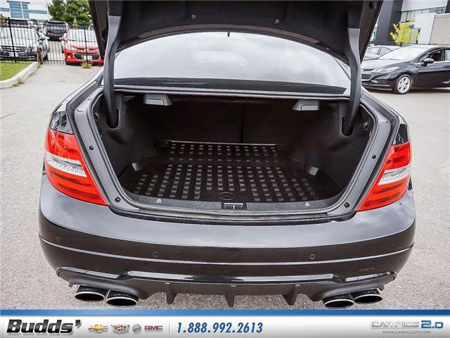 2014 Mercedes-Benz C-Class Base (Stk: SV8050A) in Oakville - Image 19 of 25