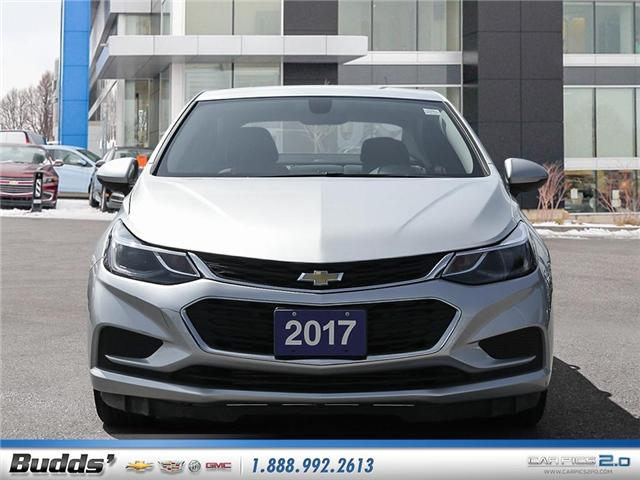 2017 Chevrolet Cruze LT Auto (Stk: R1351) in Oakville - Image 8 of 25