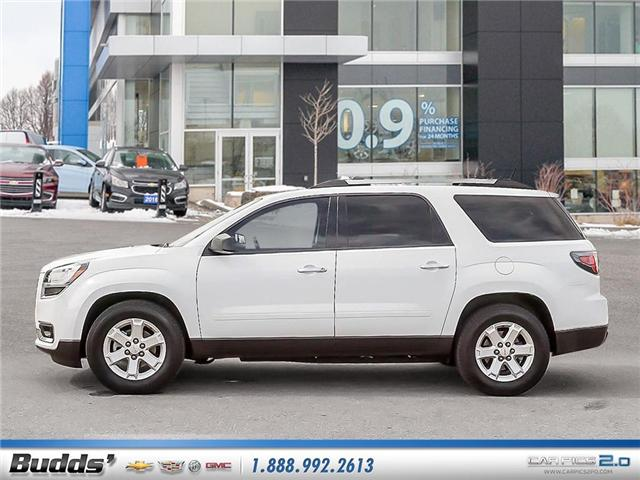 2016 GMC Acadia SLE2 (Stk: R1300A) in Oakville - Image 2 of 25