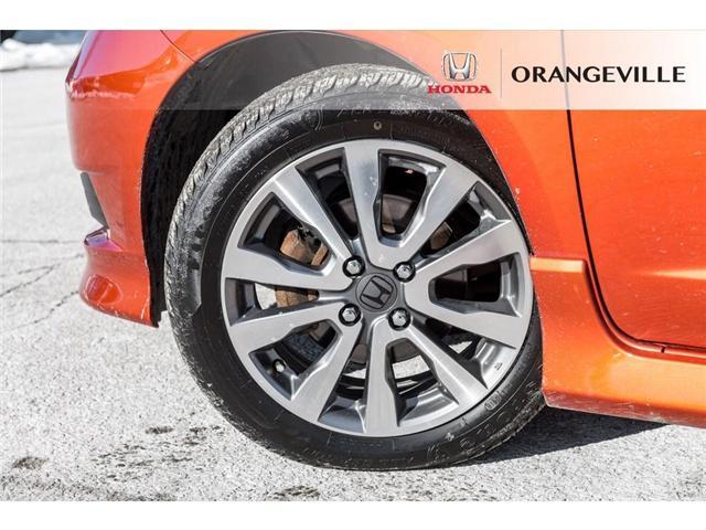 2013 Honda Fit Sport (Stk: F18388A) in Orangeville - Image 5 of 18