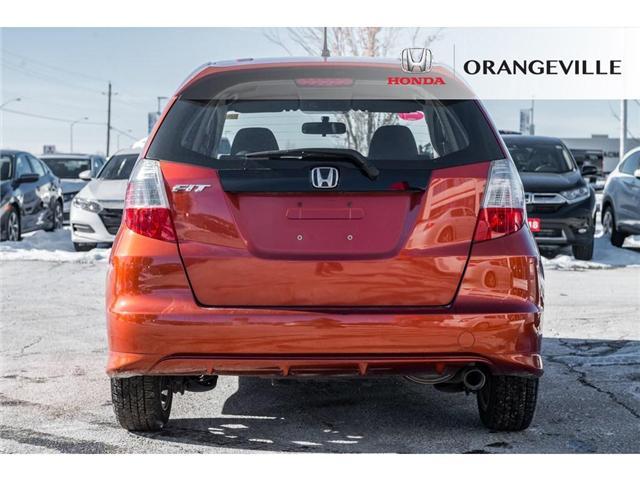 2013 Honda Fit Sport (Stk: F18388A) in Orangeville - Image 6 of 18
