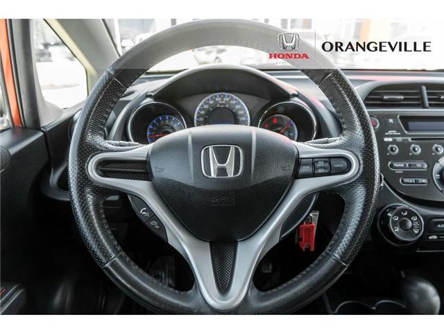 2013 Honda Fit Sport (Stk: F18388A) in Orangeville - Image 9 of 18