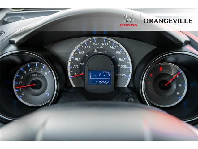 2013 Honda Fit Sport (Stk: F18388A) in Orangeville - Image 10 of 18