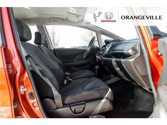 2013 Honda Fit Sport (Stk: F18388A) in Orangeville - Image 15 of 18