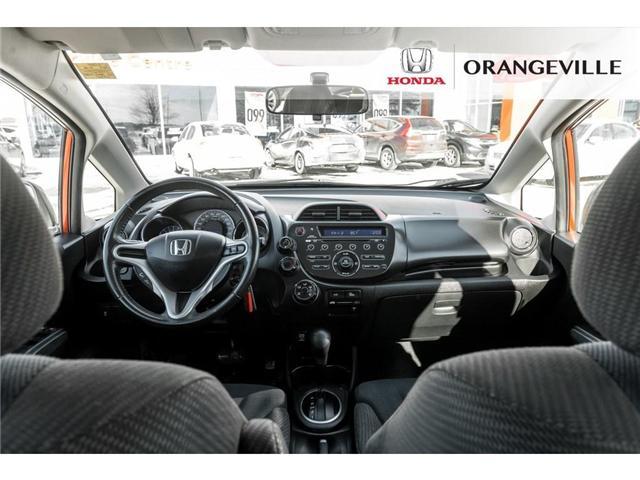 2013 Honda Fit Sport (Stk: F18388A) in Orangeville - Image 17 of 18