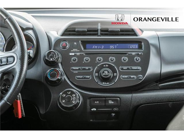 2013 Honda Fit Sport (Stk: F18388A) in Orangeville - Image 18 of 18