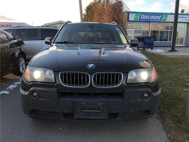 2005 BMW X3 3.0i (Stk: 6667A) in Hamilton - Image 2 of 16