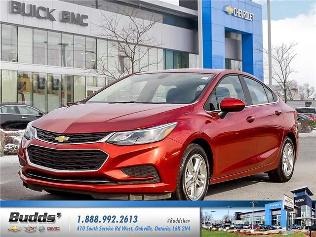 2018 Chevrolet Cruze LT Auto (Stk: R1365) in Oakville - Image 1 of 25