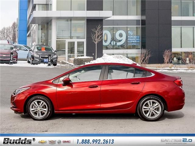2018 Chevrolet Cruze LT Auto (Stk: R1365) in Oakville - Image 2 of 25