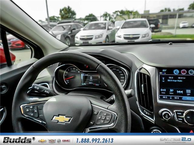 2018 Chevrolet Cruze LT Auto (Stk: R1365) in Oakville - Image 9 of 25