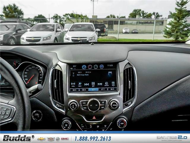 2018 Chevrolet Cruze LT Auto (Stk: R1365) in Oakville - Image 10 of 25