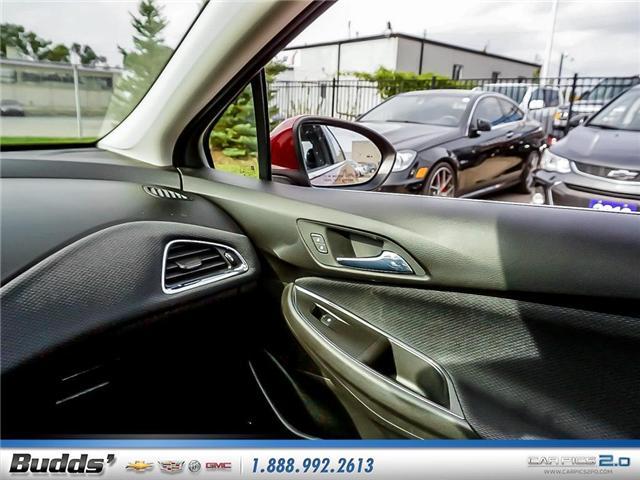 2018 Chevrolet Cruze LT Auto (Stk: R1365) in Oakville - Image 11 of 25