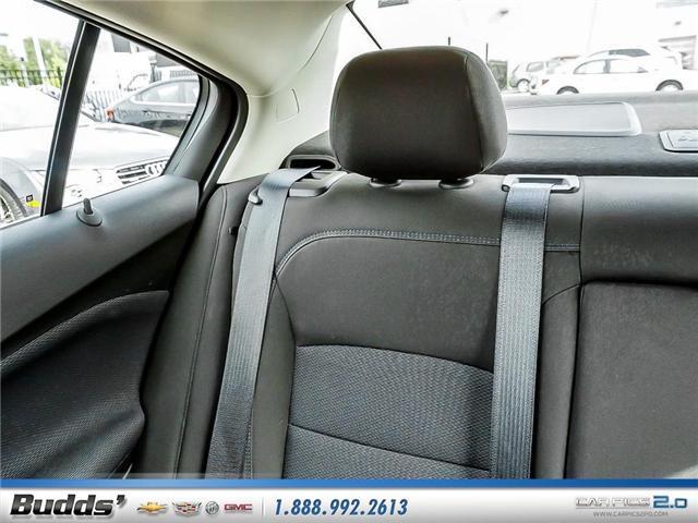 2018 Chevrolet Cruze LT Auto (Stk: R1365) in Oakville - Image 12 of 25