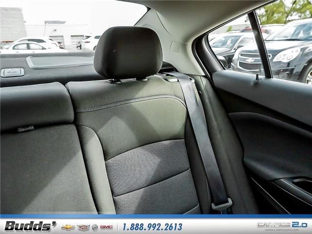 2018 Chevrolet Cruze LT Auto (Stk: R1365) in Oakville - Image 14 of 25