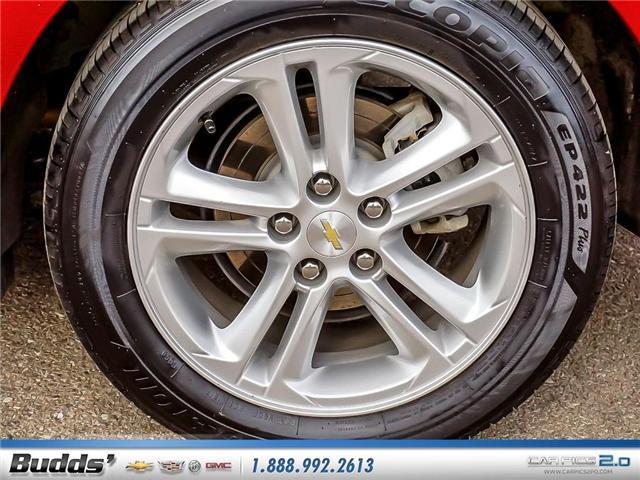 2018 Chevrolet Cruze LT Auto (Stk: R1365) in Oakville - Image 18 of 25
