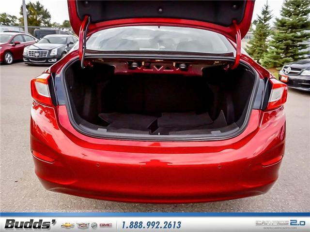 2018 Chevrolet Cruze LT Auto (Stk: R1365) in Oakville - Image 19 of 25