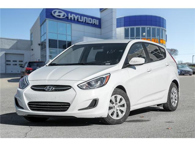 2017 Hyundai Accent  (Stk: H7720PR) in Mississauga - Image 1 of 20