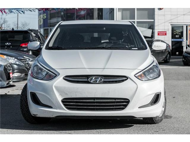 2017 Hyundai Accent  (Stk: H7720PR) in Mississauga - Image 2 of 20