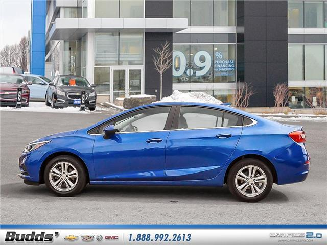 2017 Chevrolet Cruze LT Auto (Stk: R1345) in Oakville - Image 2 of 25