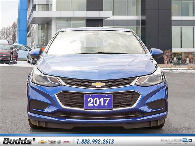 2017 Chevrolet Cruze LT Auto (Stk: R1345) in Oakville - Image 8 of 25