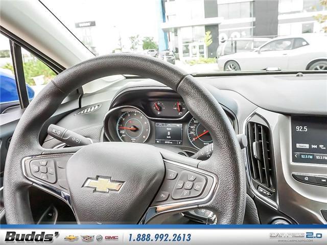 2017 Chevrolet Cruze LT Auto (Stk: R1345) in Oakville - Image 9 of 25