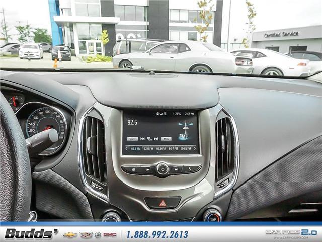 2017 Chevrolet Cruze LT Auto (Stk: R1345) in Oakville - Image 10 of 25