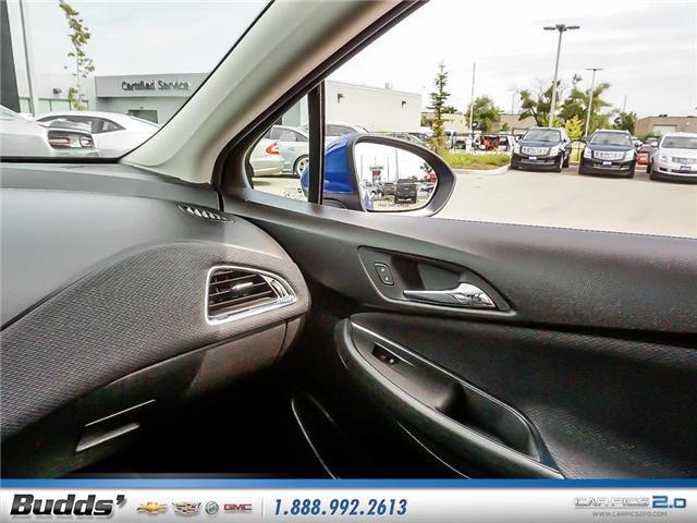2017 Chevrolet Cruze LT Auto (Stk: R1345) in Oakville - Image 11 of 25