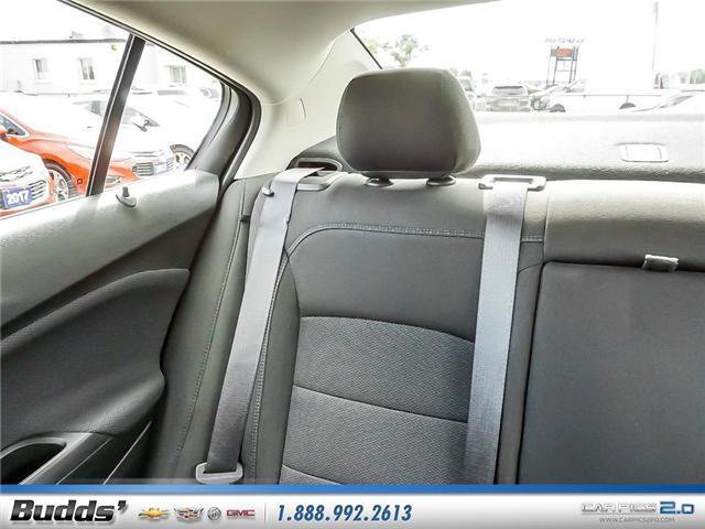 2017 Chevrolet Cruze LT Auto (Stk: R1345) in Oakville - Image 12 of 25