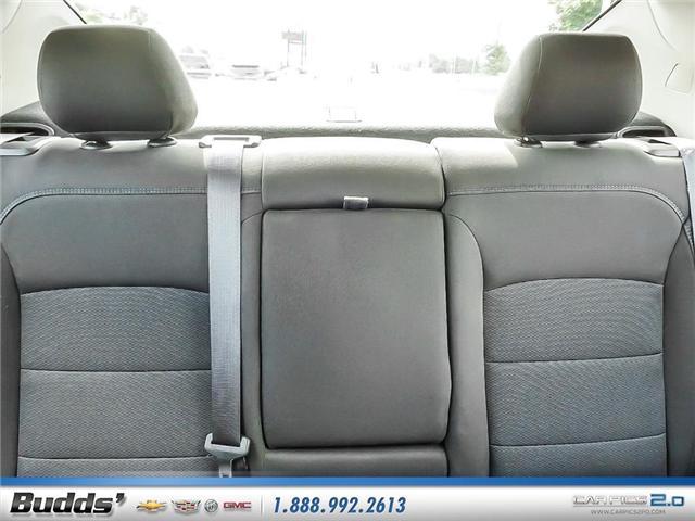 2017 Chevrolet Cruze LT Auto (Stk: R1345) in Oakville - Image 13 of 25