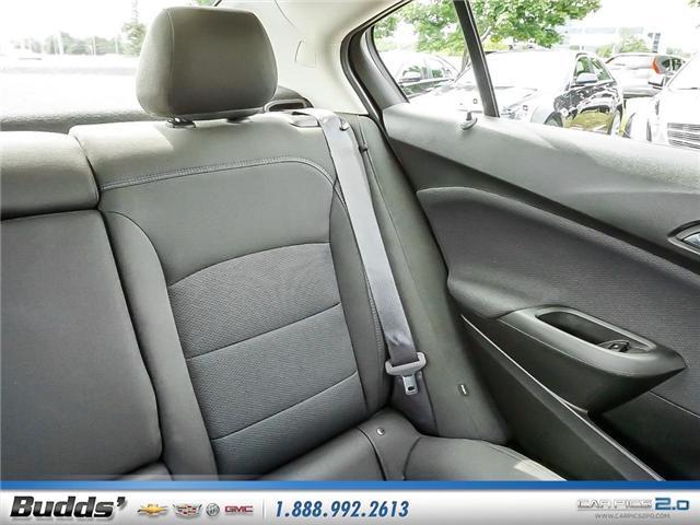 2017 Chevrolet Cruze LT Auto (Stk: R1345) in Oakville - Image 14 of 25