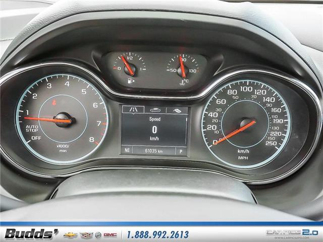 2017 Chevrolet Cruze LT Auto (Stk: R1345) in Oakville - Image 15 of 25