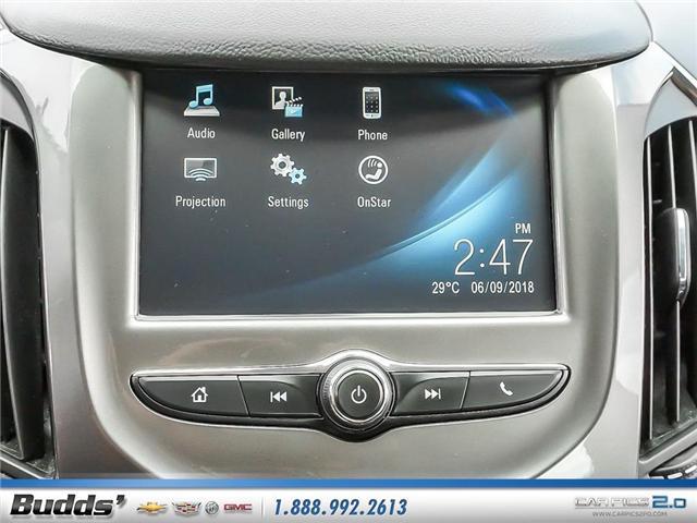 2017 Chevrolet Cruze LT Auto (Stk: R1345) in Oakville - Image 16 of 25