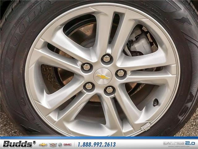 2017 Chevrolet Cruze LT Auto (Stk: R1345) in Oakville - Image 18 of 25