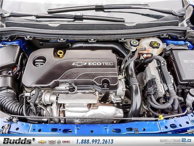 2017 Chevrolet Cruze LT Auto (Stk: R1345) in Oakville - Image 20 of 25