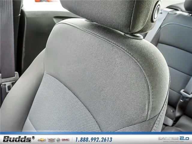 2017 Chevrolet Cruze LT Auto (Stk: R1345) in Oakville - Image 24 of 25