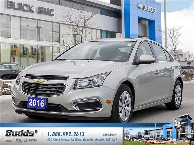 2016 Chevrolet Cruze Limited 1LT (Stk: CR8096PA) in Oakville - Image 1 of 17