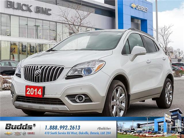 2014 Buick Encore Premium (Stk: AT8084T) in Oakville - Image 1 of 25