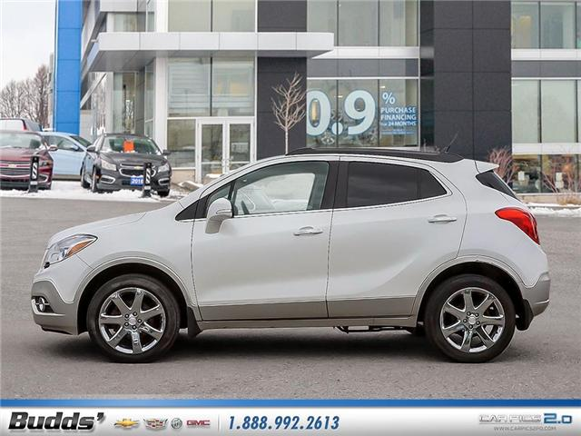 2014 Buick Encore Premium (Stk: AT8084T) in Oakville - Image 2 of 25