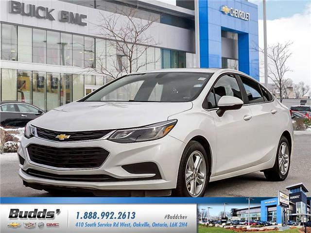 2018 Chevrolet Cruze LT Auto (Stk: R1366) in Oakville - Image 1 of 25