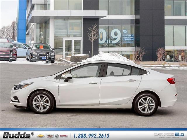 2018 Chevrolet Cruze LT Auto (Stk: R1366) in Oakville - Image 2 of 25